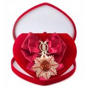 Большой Орден Юбилей 60 (малиновая лента)