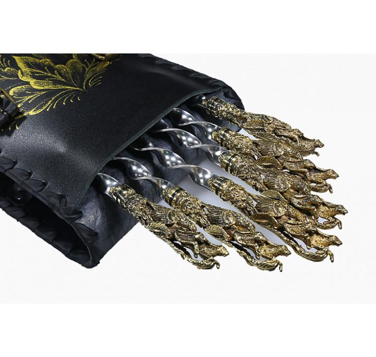 Набор для шашлыка «Соколиная охота 1»