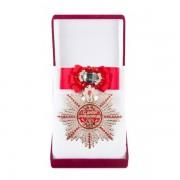 Большой Орден С Днем Рождения! (красный бант, брошь)