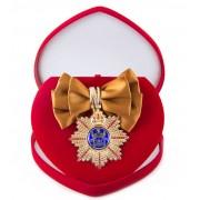 Большой Орден За честность (бронзовая лента)