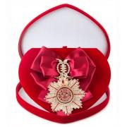 Большой Орден За волю к победе (малиновая лента)