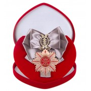 Большой Орден Лучший папа (серебряная лента)