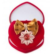 Большой Орден Юбилей 65 (бронз. лента)