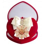 Большой Орден За мужество (белая лента)