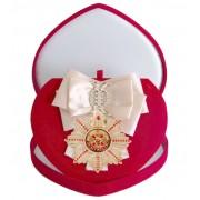 Большой Орден За мужество (кремовая лента)
