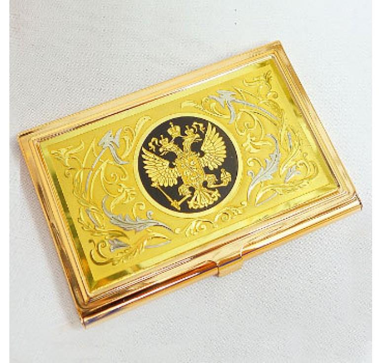 Визитница «Герб РФ»
