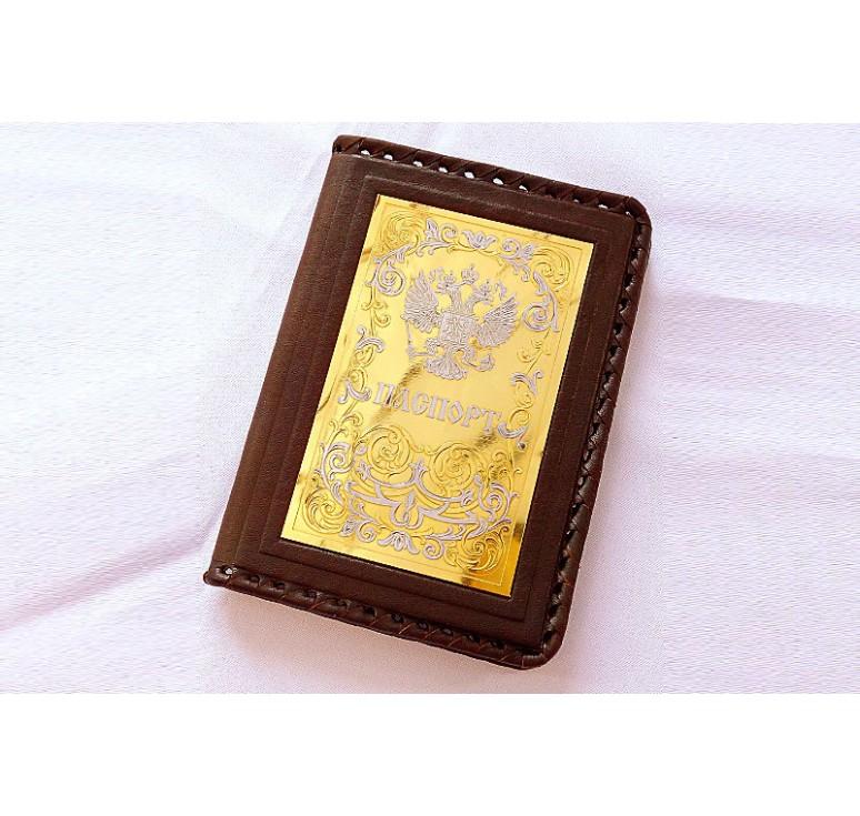 Обложка для паспорта «Орнамент №2»