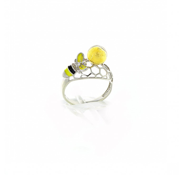 Кольцо «Пчелиный рай»
