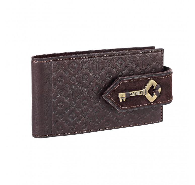 Визитница карманная «Ключ»