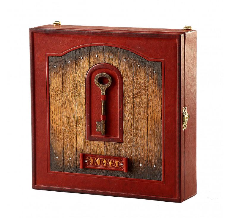 Футляр для ключей «За семью замками»