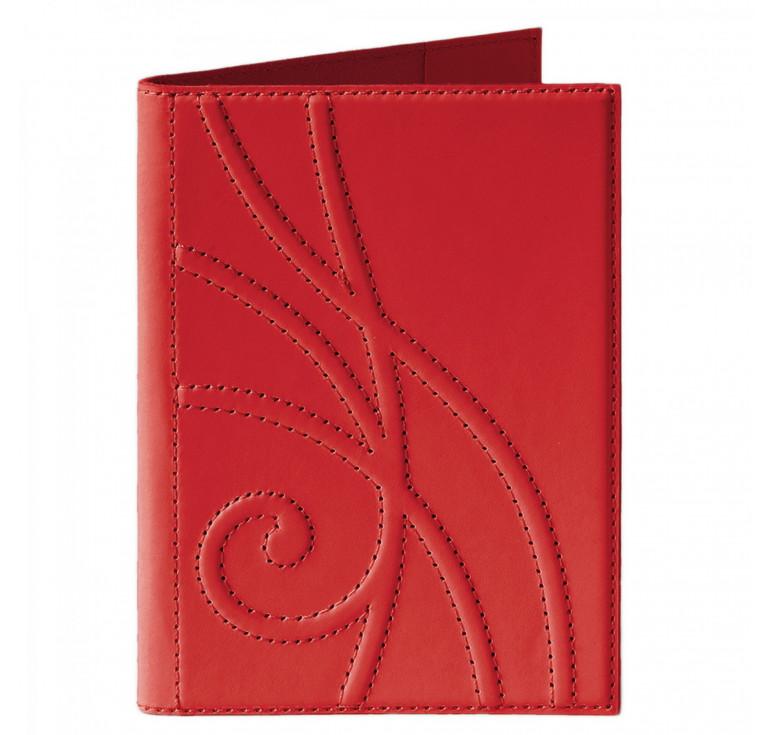 Обложка для паспорта «Ар-нуво»