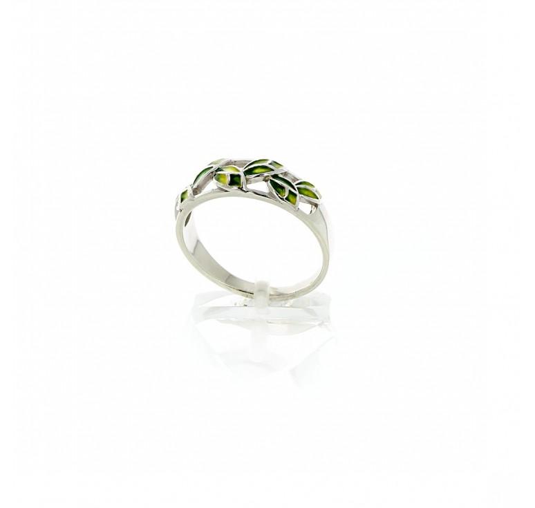 Кольцо «Тенистая листва»