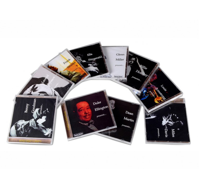 VIP Набор «Золотая коллекция джаза»
