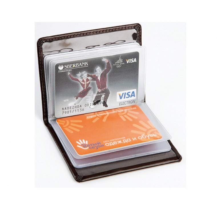 Футляр для пластиковых карт «Льянес»