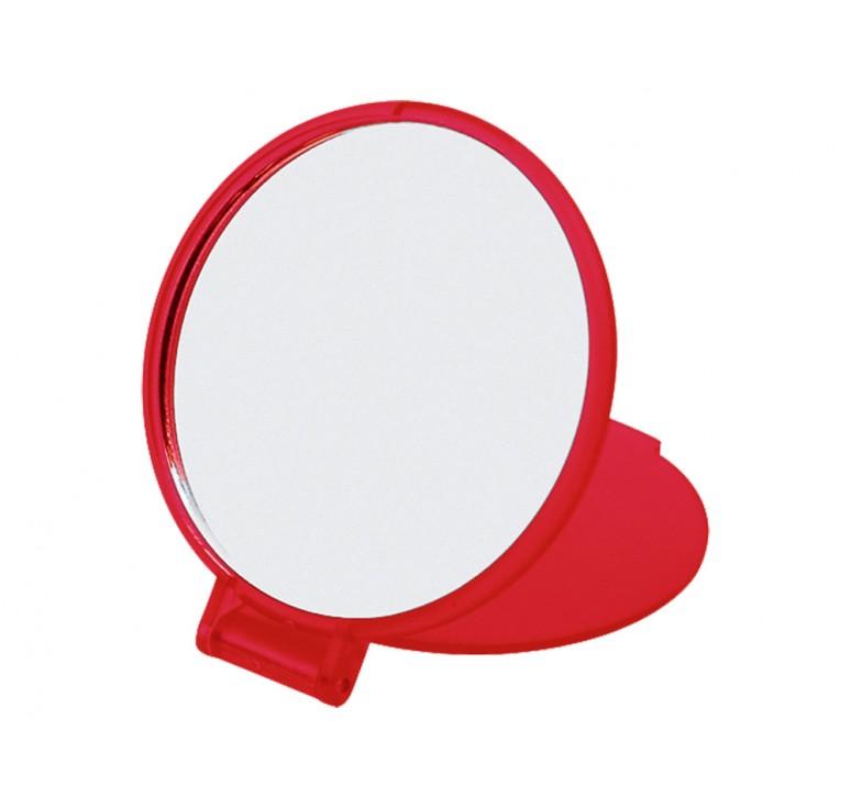 """Карманное косметическое зеркало """"Красотка"""""""