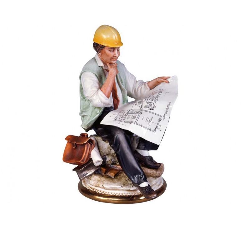 VIP Скульптура «Инженер»