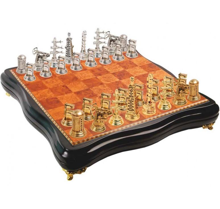 VIP Шахматы «Нефтяные»