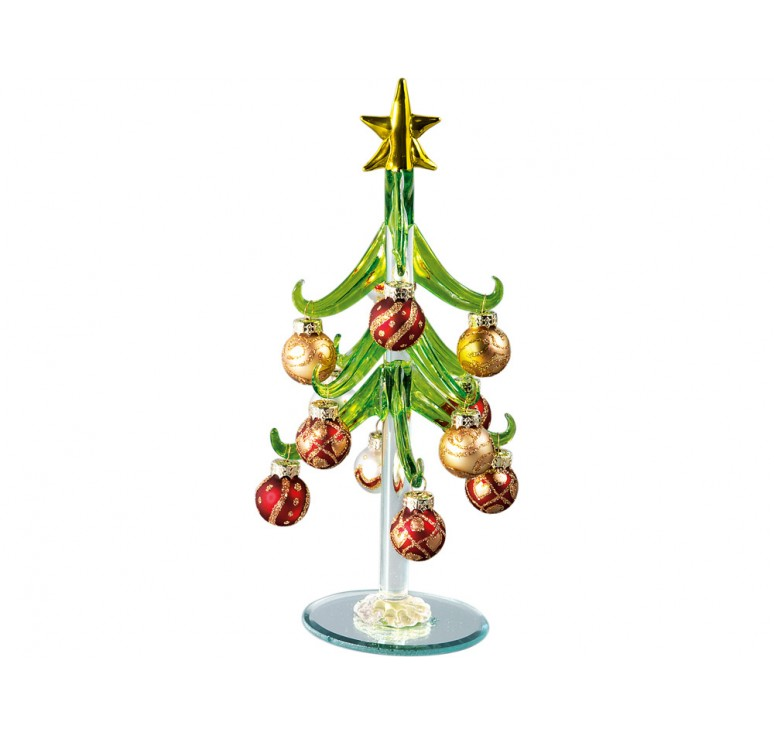 Елка из стекла «Рождество»