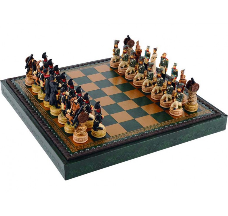 VIP Шахматы «Бородино»