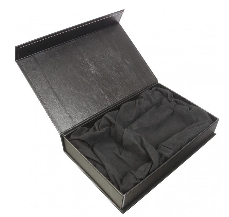 Упаковка подарочная №13 черная