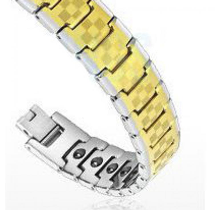 Классический полированный мужской браслет из карбида вольфрама