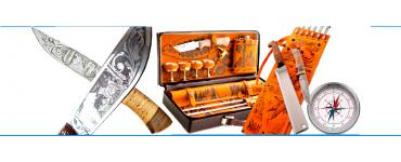 Подарки для любителей охоты, отдыха на природе, шашлыков, туризма и т.д.