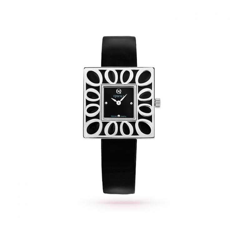 Женские fashion - часы , серебро, кожа , сталь, эмаль