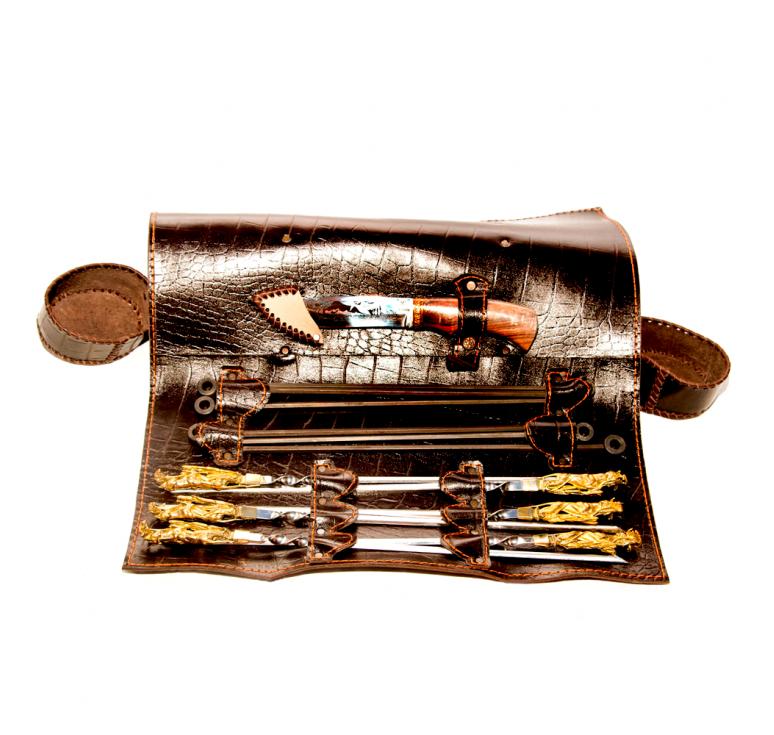 Подарок для любителя приготовления шашлыка