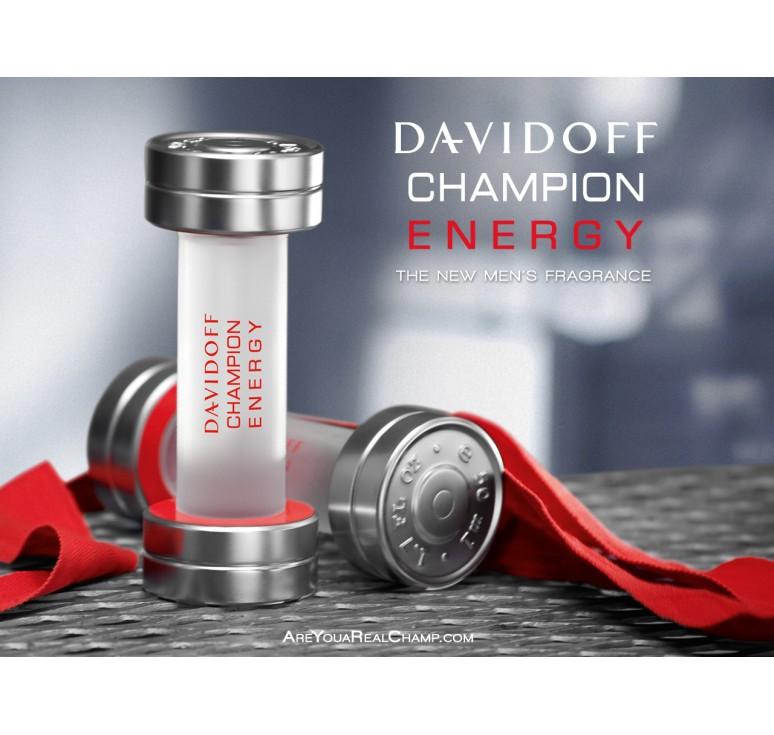 Мужская туалетная вода «Davidoff Champion Energy