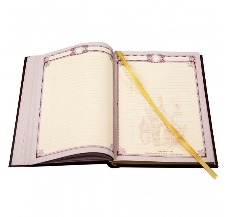 Ежедневник А5 «Бизнес»  в подарок