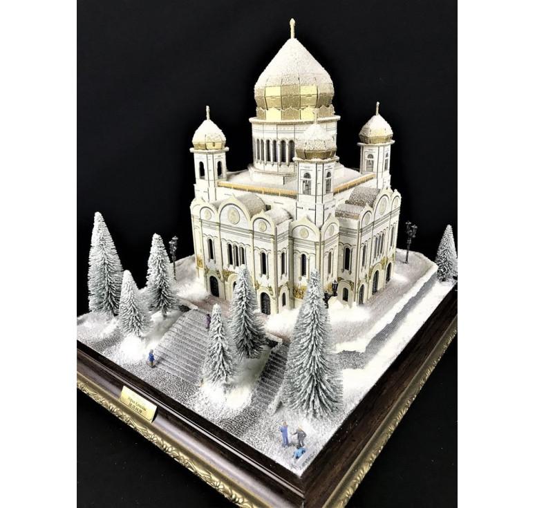Храм Христа Спасителя. (Россия)