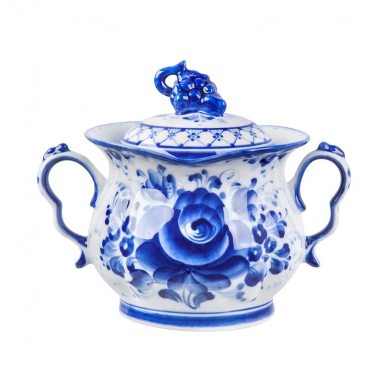 Сервиз чайный Голубая рапсодия