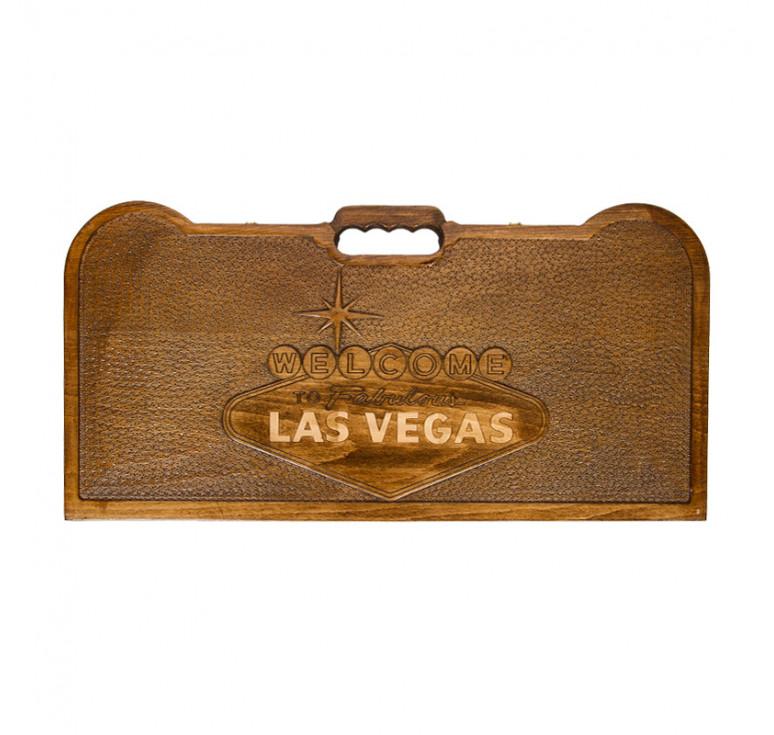 Кейс для покера «Las Vegas» на 500 фишек