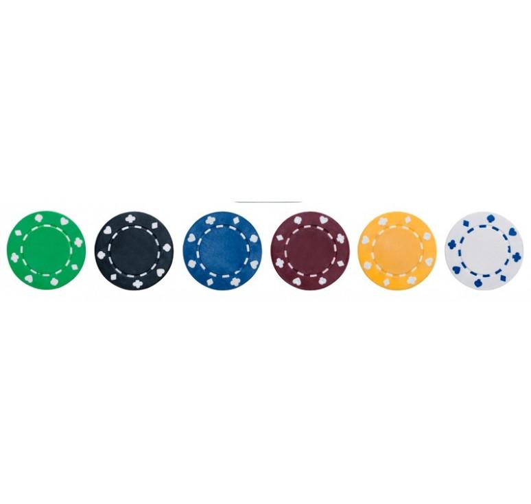 Набор для покера на 1000 фишек без номинала