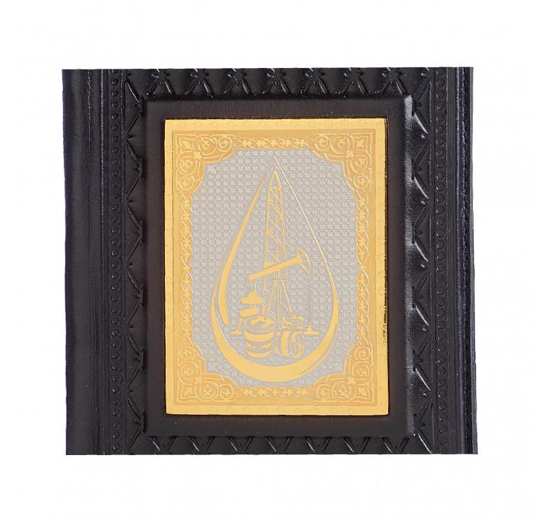 Обложка для паспорта «Нефтянику-газовику»