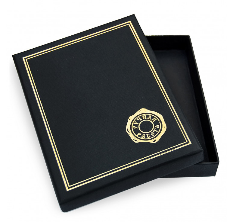Подарочная упаковка для обложек для паспорта и автодокументов