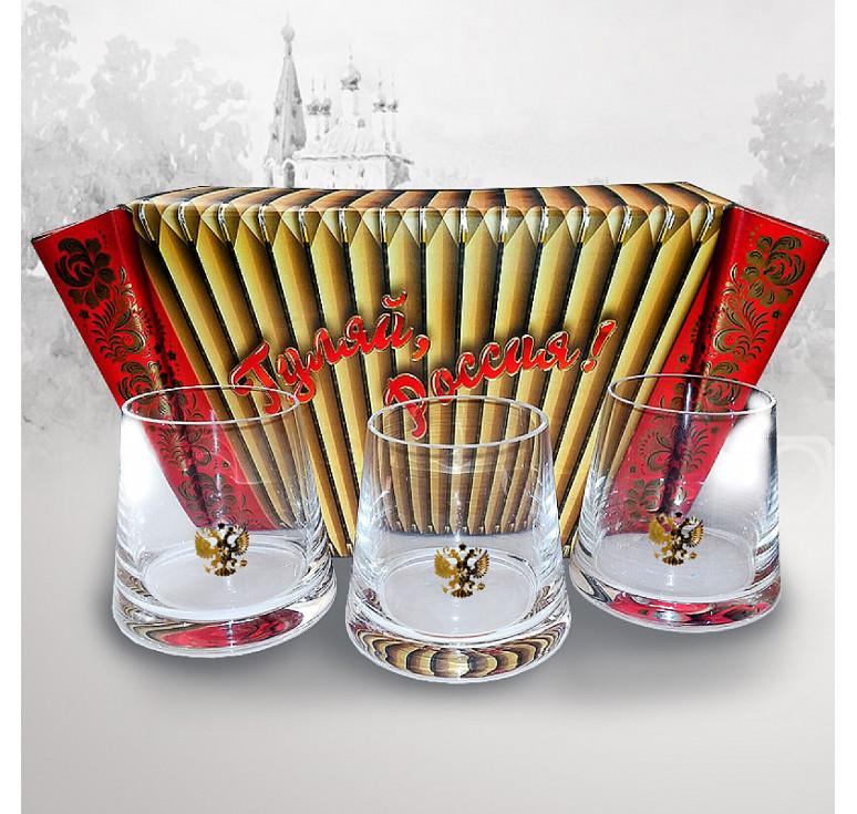 Подарочный набор «Гуляй Россия №1»