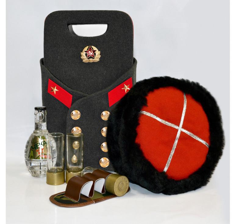 Подарочный набор «Красная Армия №1»