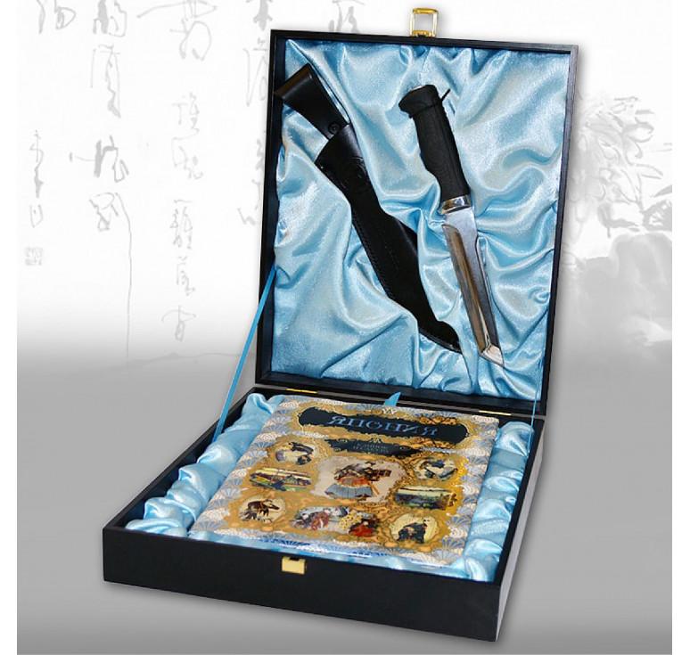 Подарочный набор «Острые мысли. Путь самурая»