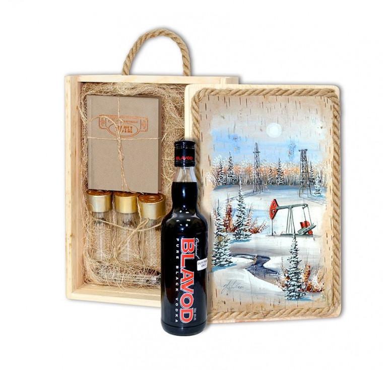 Подарочный набор «Сибирь. Тайга №3»