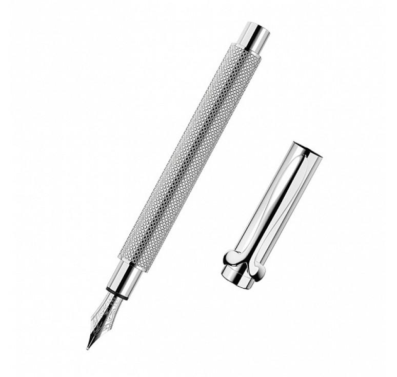Серебряная ручка StatusKit F004100