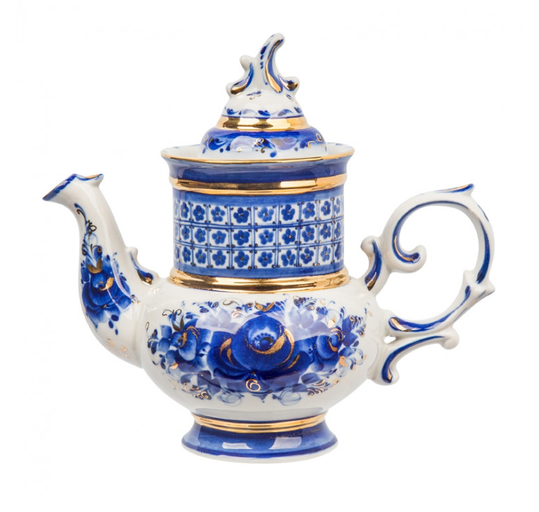Сервиз чайный Соната (золото)