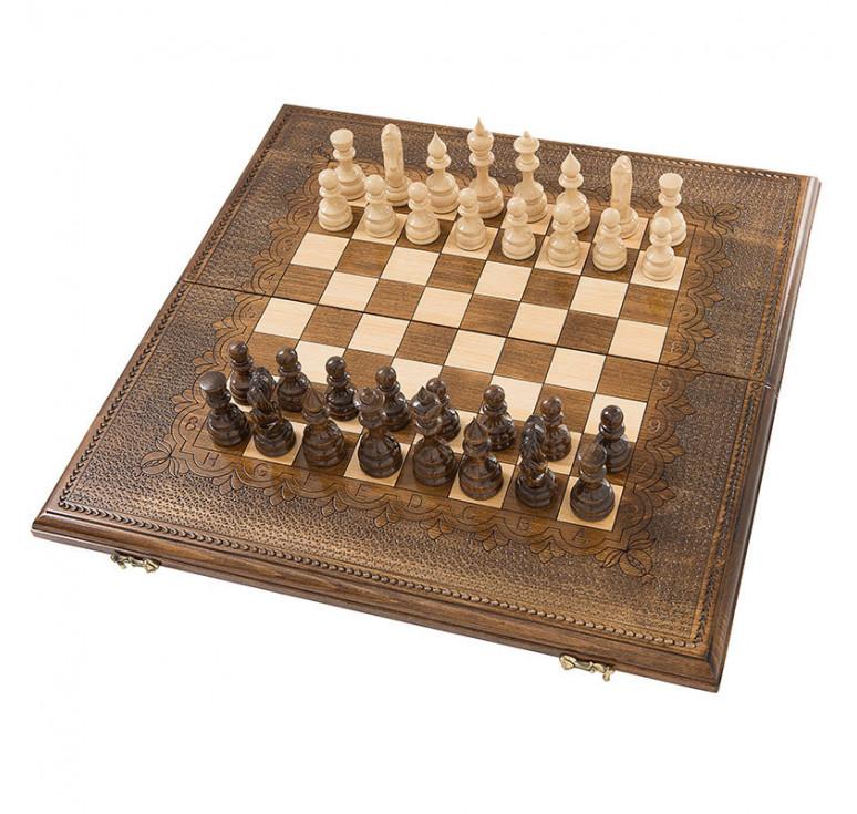 Шахматы + Нарды 50 прямые, Ohanyan
