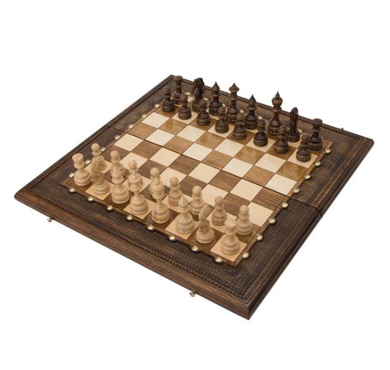 Шахматы + Нарды 50 прямые с бронзой, Ohanyan