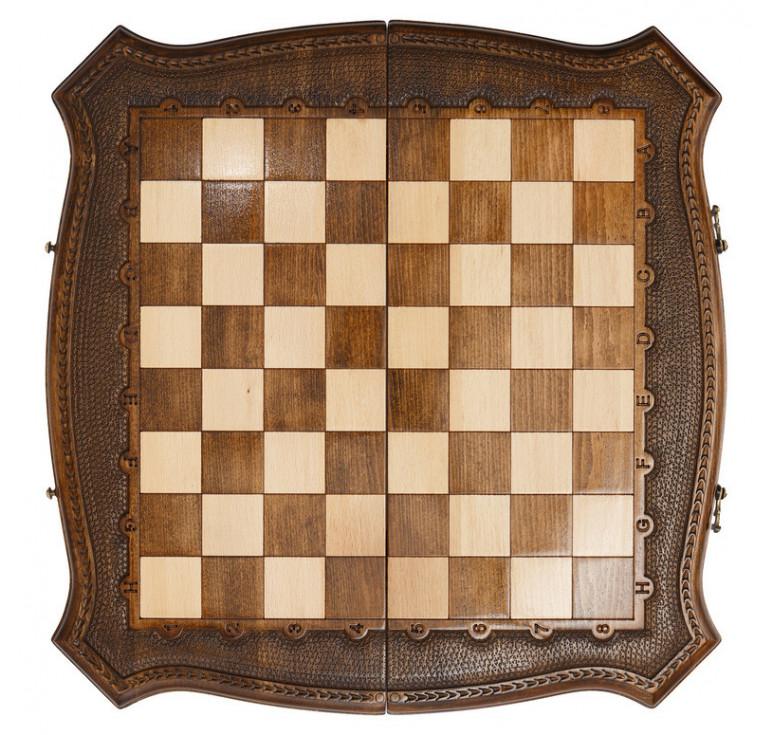 Шахматы + Нарды резные 50, Ohanyan
