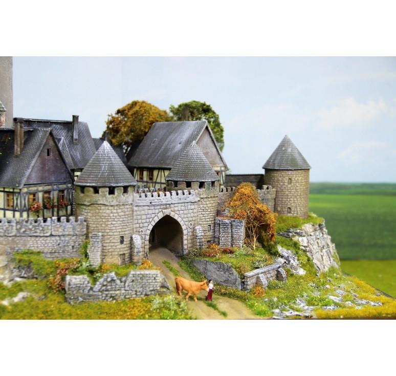 Старинный замок