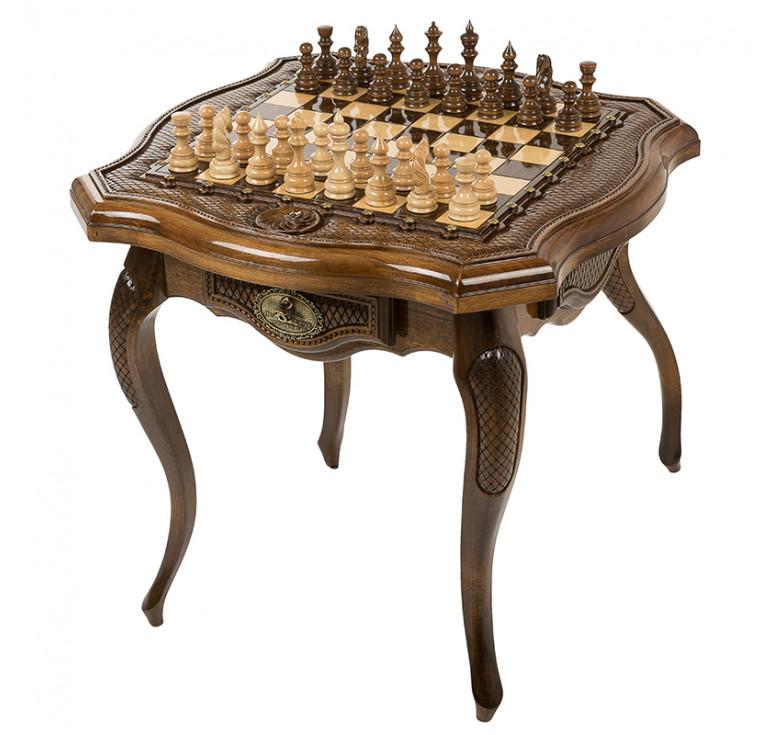 Стол ломберный шахматный «Арагац» , Ohanyan