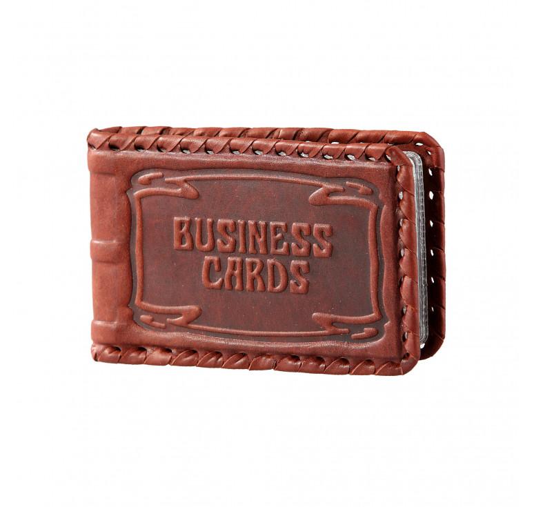 Визитница карманная «Истина»