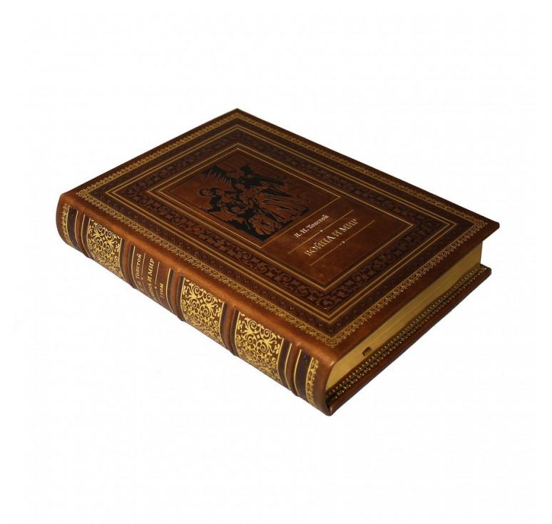 Война и мир. Лев Толстой. В 4 томах (комплект).