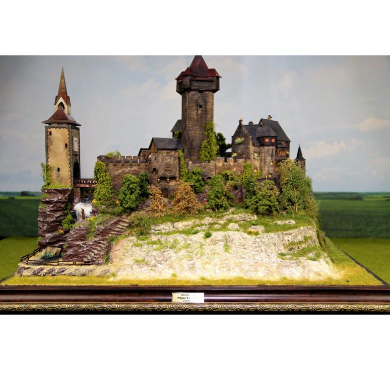 Замок «FALKENSTEIN» (Австрия)